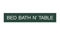 Bed, Bath & Table